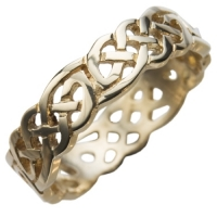 exempel på en keltisk guldring